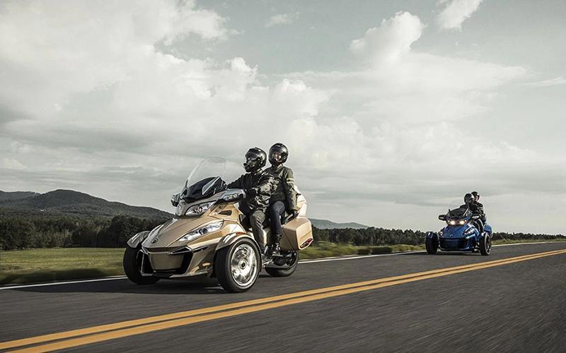 Novo  Spyder RT Limited para Comprar na Boreal Powersports  em Campo Grande, MS