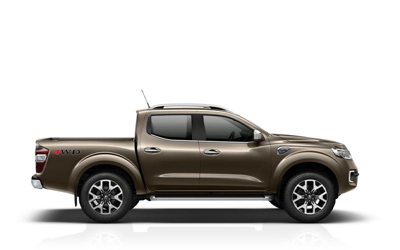 Nuevo Renault Alaskan para Comprar en Concesionario Renault Bilbao en Santiago, Chile