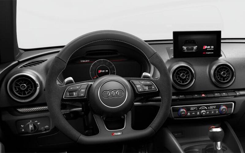 RS 3 Sedan