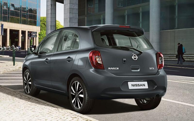Comprar Novo Nissan March na Concessionária Autorizada e ...
