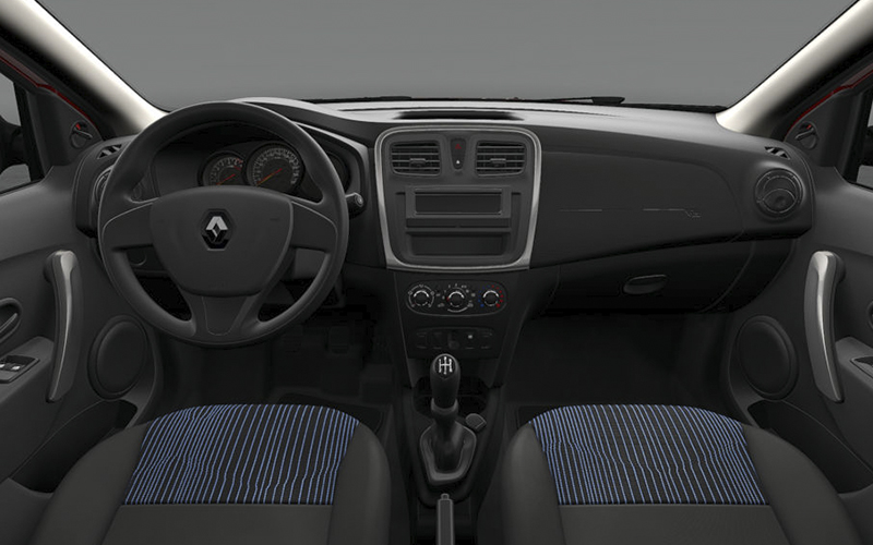 Novo Renault Sandero para Comprar na Concessionária Autorizada Renault Auto France no Rio de Janeiro, RJ e no Espirito Santo, ES