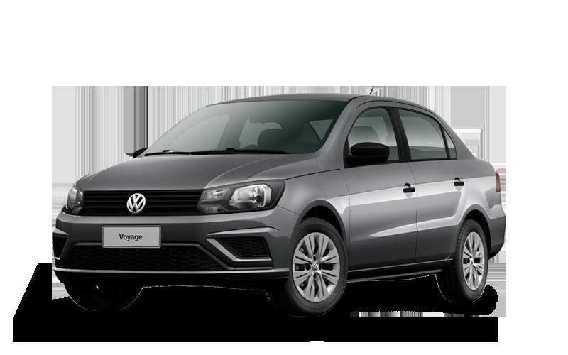 Novo Volkswagen Voyage para Comprar na Concessionária Autorizada Divosul Volkswagen em Porto União, Santa Catarina, SC