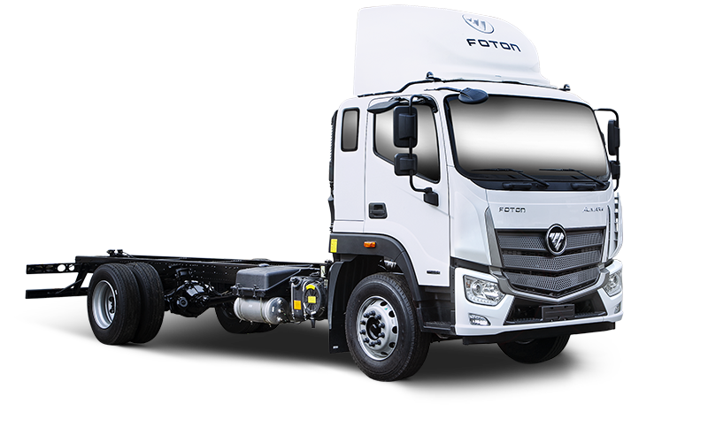 Camión Super Convoy /11.1 TON EURO V
