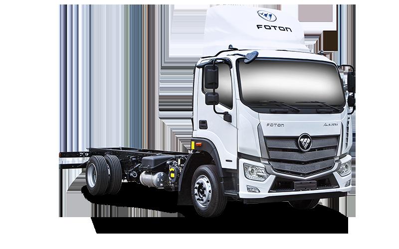 Camión Super Cargo / 6.5 TON  EURO V