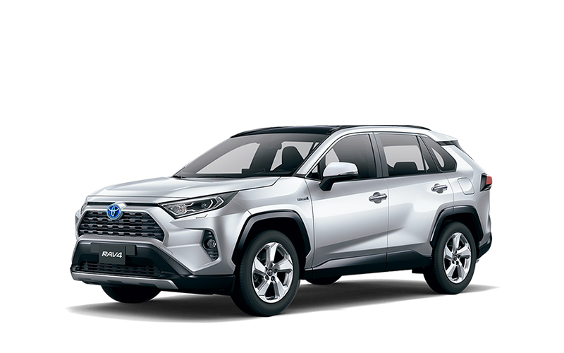 All New RAV4 Híbrido