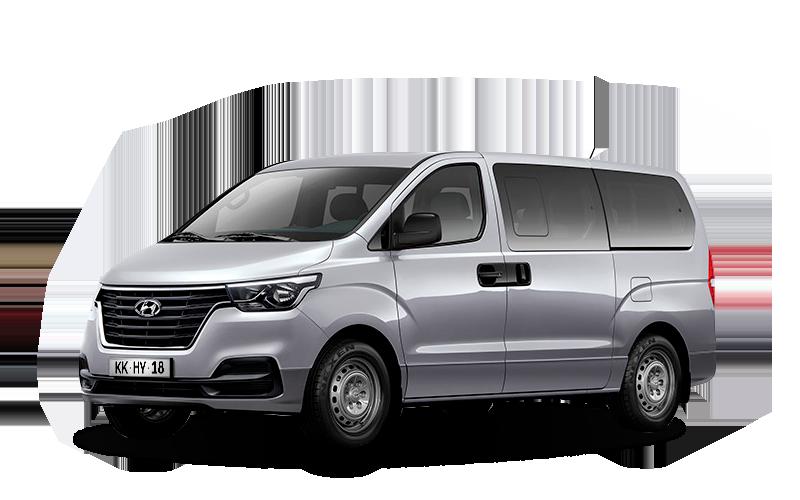 Nuevo Hyundai Minibus H1 para Comprar en Concesionario y Reventa Autorizada Curifor en Chile, CL