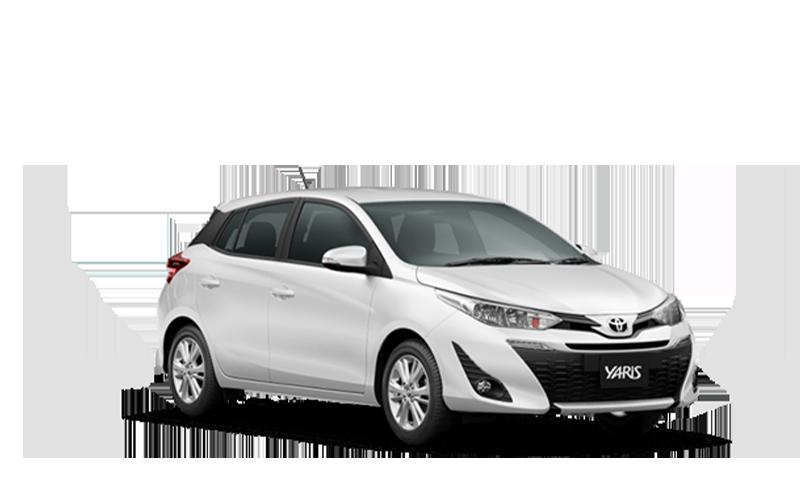 Novo Toyota Yaris Hatch para Comprar na Concessionária e Revenda Autorizada Besouro em Barra Mansa, RJ