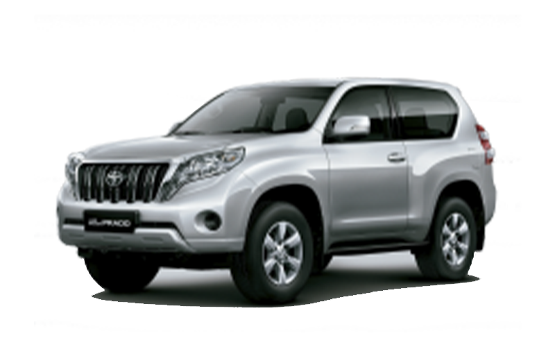 Land Cruiser Prado 3P