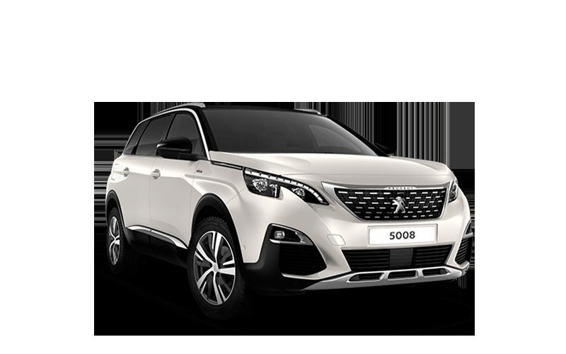Novo SUV Peugeot 5008