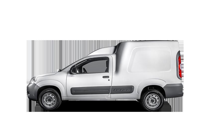 Novo Fiat Fiorino para Comprar na Concessionária Autorizada Roma Fiat no Rio de Janeiro, RJ