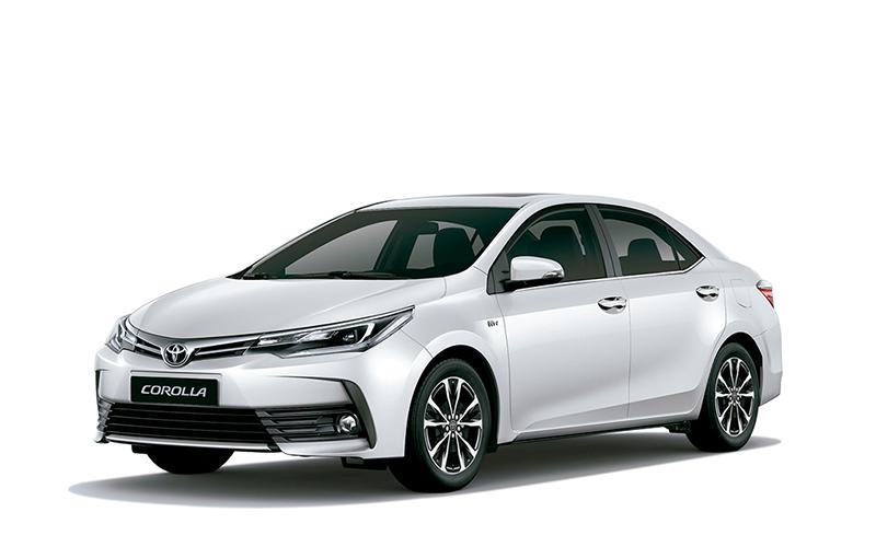 Nuevo Toyota Corolla para Comprar en Concesionario Oficial Toyota Sarthou en Buenos Aires y Tigre, AR