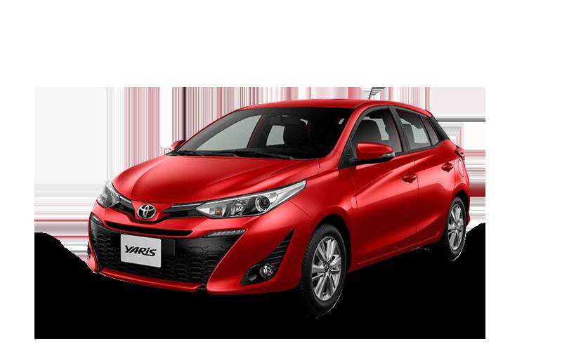 Nuevo Toyota Yaris para Comprar en Concesionario Oficial Toyota Sarthou en Buenos Aires y Tigre, AR