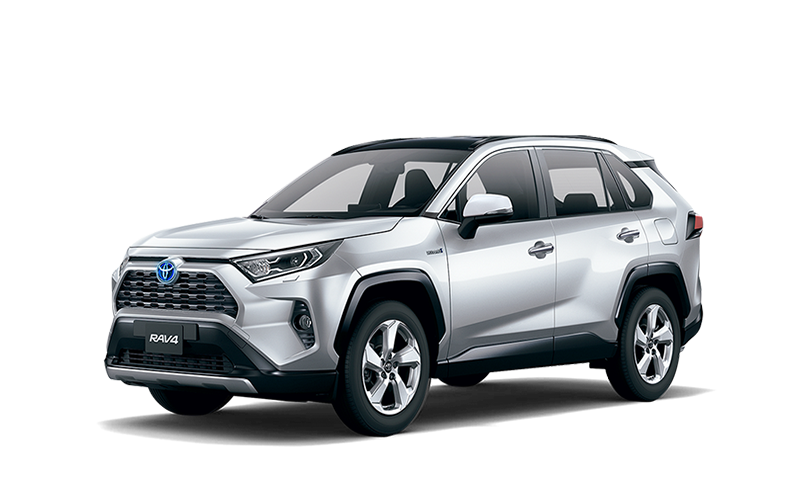 Nuevo Toyota Rav4 para Comprar en Concesionario Oficial Toyota Sarthou en Buenos Aires y Tigre, AR
