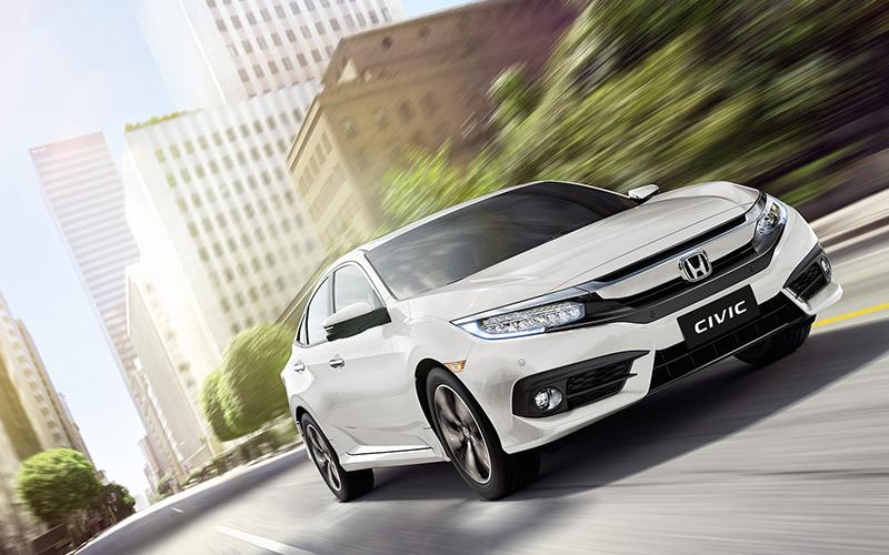 Novo Honda Civic Geração 10 para Comprar na Concessionária e Revenda Autorizada Hayasa em Niterói, RJ