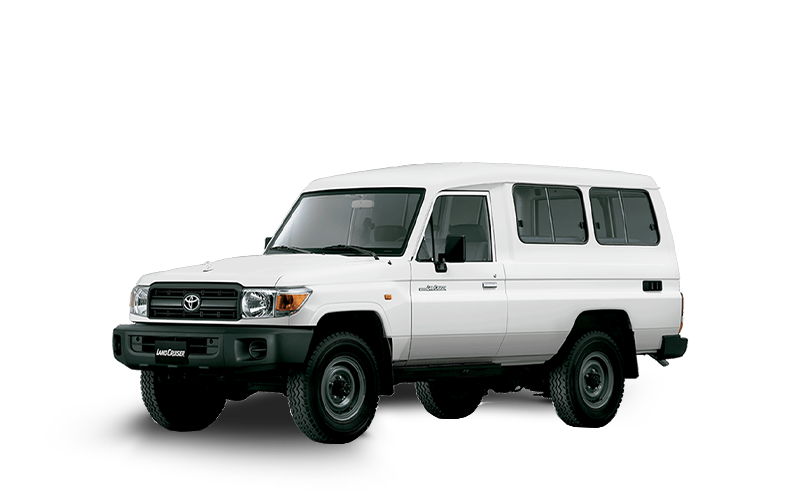 Land Cruiser 79 Doble Cabina