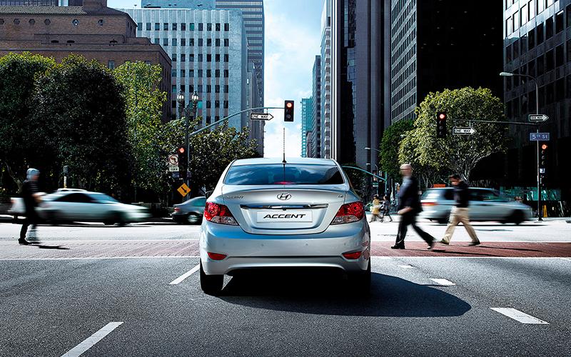 Nuevo Hyundai Accent para Comprar en Concesionario y Reventa Autorizada Curifor en Chile, CL