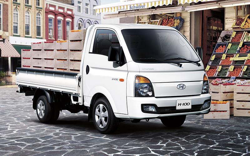 Nuevo Hyundai Porter para Comprar en Concesionario y Reventa Autorizada Curifor en Chile, CL
