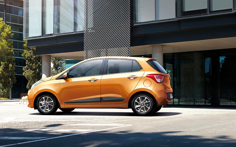 Nuevo Hyundai Grand i10 para Comprar en Concesionario y Reventa Autorizada Curifor en Chile, CL