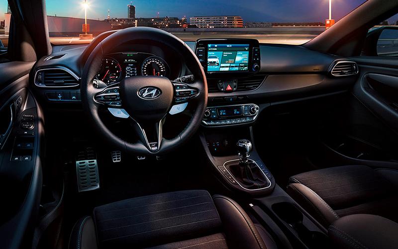 Nuevo Hyundai All New I30 N para Comprar en Concesionaria y Reventa Autorizada Lira Larrain en Chile, CL