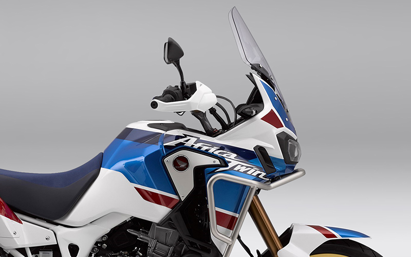 Nova Honda Africa Twin Adventure Sports para Comprar na Concessionária e Revenda Autorizada Honda Dorvalino Motos em Palhoça, SC