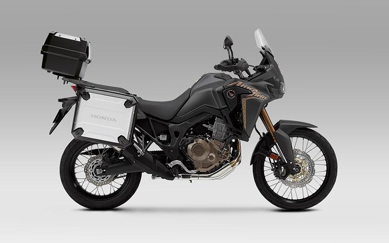 Nova Honda CRF 1000L Africa Twin para Comprar na Concessionária e Revenda Autorizada Honda Dorvalino Motos em Palhoça, SC