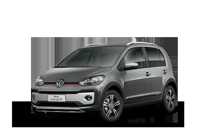 Novo Volkswagen Up! para Comprar na Concessionária Autorizada Divosul Volkswagen em Porto União, Santa Catarina, SC