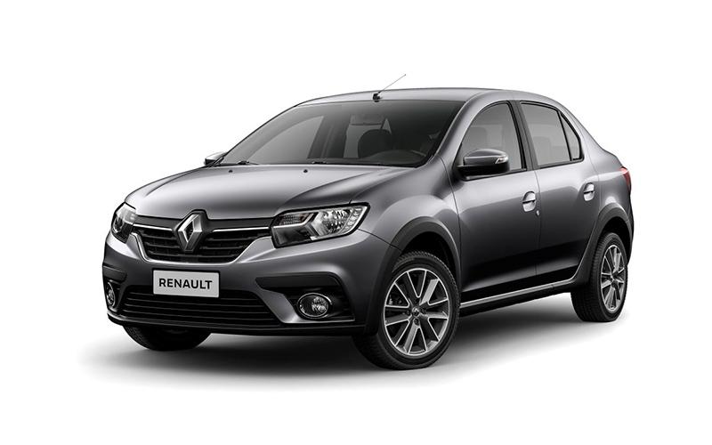 Novo Renault Logan para Comprar na Concessionaria Autorizada Itaimbé Renault em Santa Maria, RS