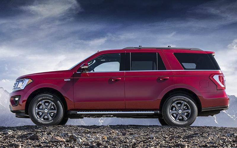 Nuevo Ford Expedition para Comprar en Concesionaria Curifor en Chile