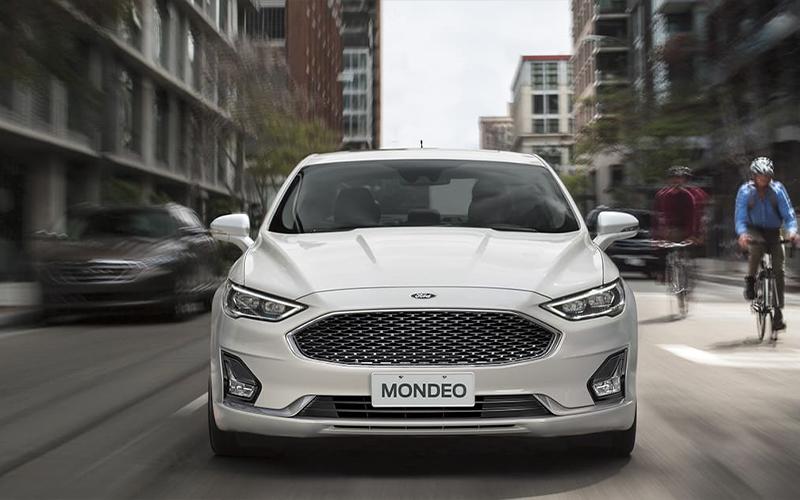 Nuevo Ford Mondeo para Comprar en Concesionario Oficial Ford Autobiz en Argentina, AR