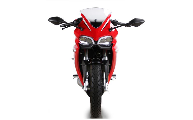 Nueva LONCIN LX300GS-A para Comprar en Concesionaria Curifor Motos en Chile