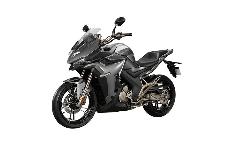 Nueva  ZT310X para Comprar en Concesionaria Curifor Motos en Chile