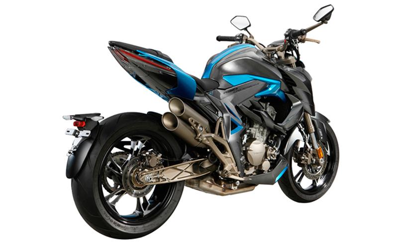 Nueva  ZT310-R para Comprar en Concesionaria Curifor Motos en Chile