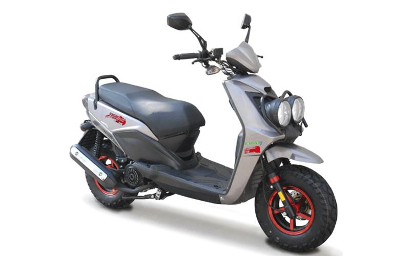 Nueva SY150T-28 para Comprar en Concesionaria Curifor Motos en Chile