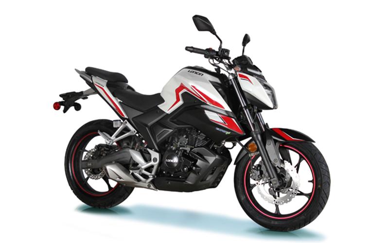 Nueva LX250-15A para Comprar en Concesionaria Curifor Motos en Chile