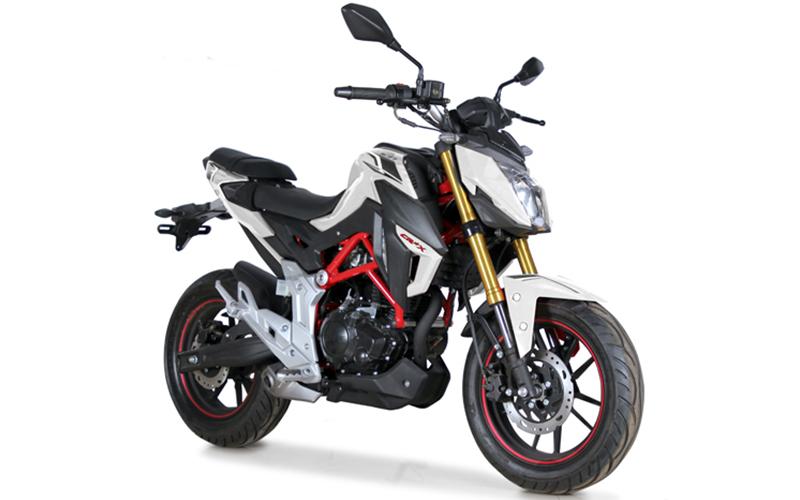 Nueva LX180-60 para Comprar en Concesionaria Curifor Motos en Chile