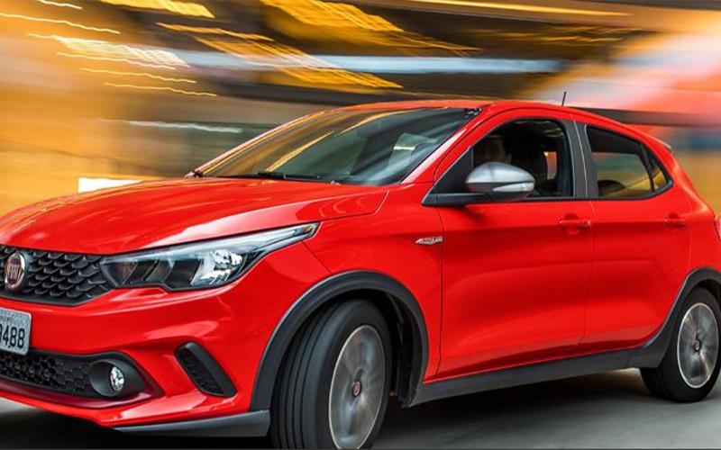 Novo Fiat Argo para Comprar na Concessionária e Revenda Autorizada Domani Fiat no Mato Grosso, MT