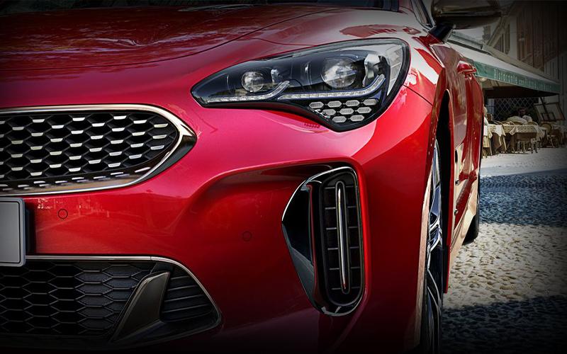 Novo Kia Stinger para Comprar na  Kia Sun Motors em Porto Alegre, RS