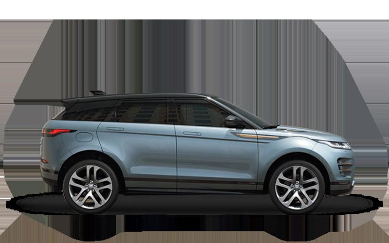 Novo Range Rover Evoque
