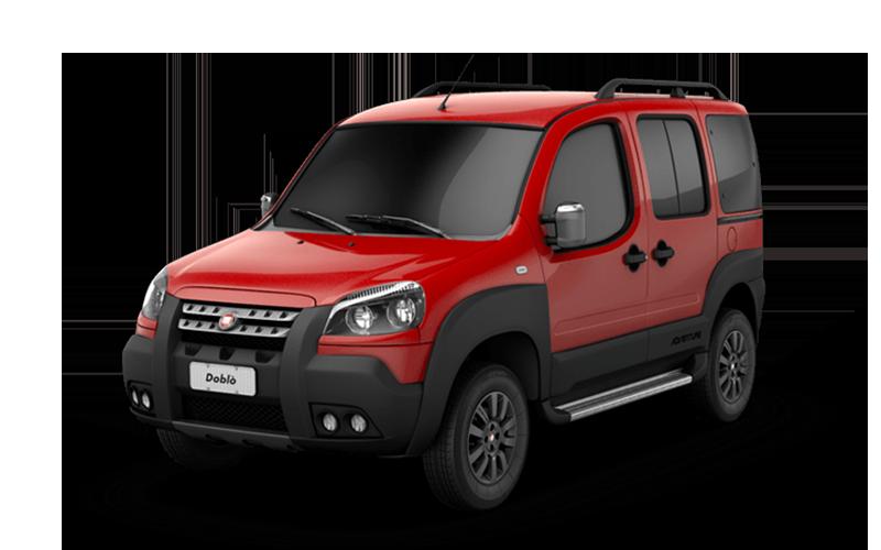 Novo Fiat Doblo para Comprar na Concessionaria e Revenda Autorizada Azzurra Fiat no Rio de Janeiro, RJ
