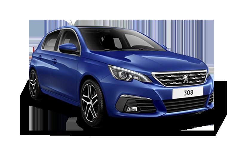 Comprar Peugeot Nuevo 308 en Santiago