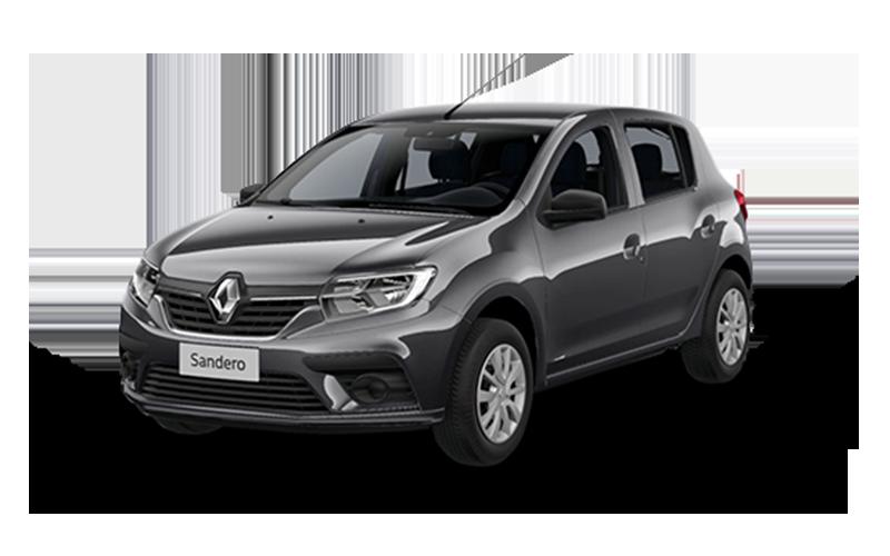 Novo Renault Sandero para Comprar na Concessionária Autorizada Besouro Renault no Rio de Janeiro, RJ