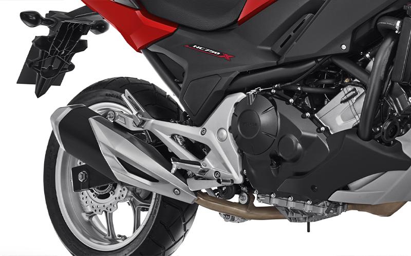 Nova Honda NC 750X para Comprar na Concessionária e Revenda Autorizada Honda Dorvalino Motos em Palhoça, SC