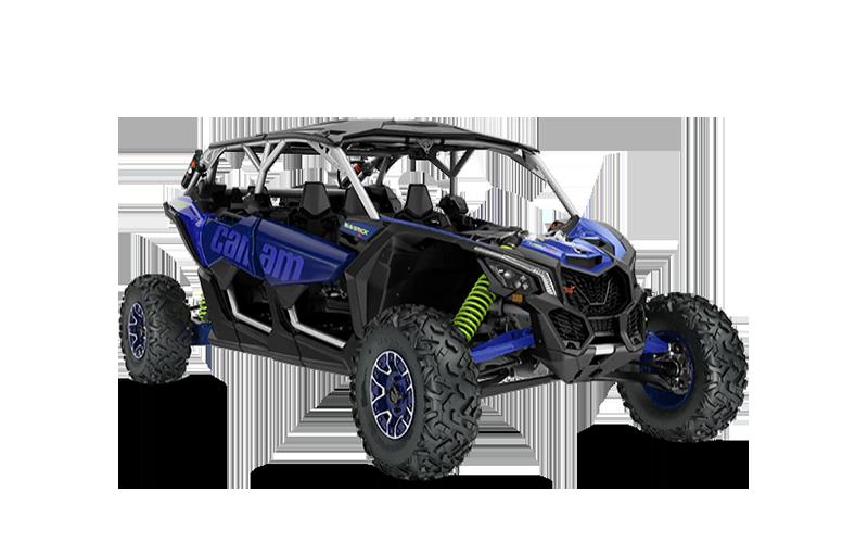 MAVERICK X3 MAX X RS TURBO RR
