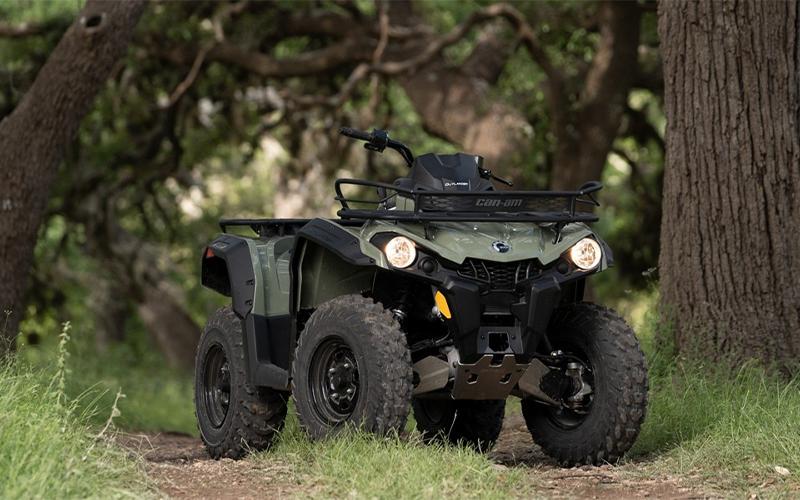 Novo  Outlander Max 570 para Comprar na Boreal Powersports  em Campo Grande, MS