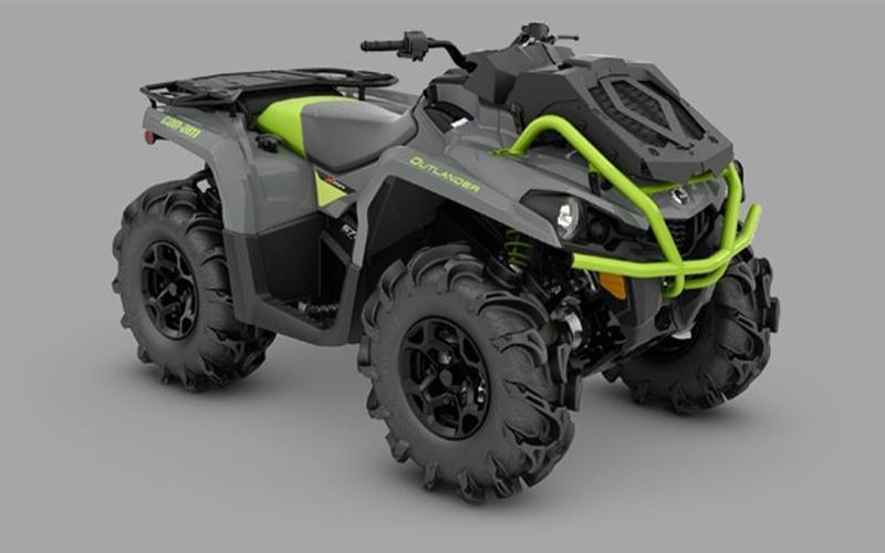 OUTLANDER X MR 570