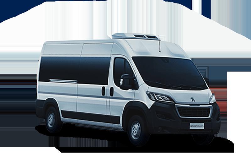 Nova Boxer Minibus