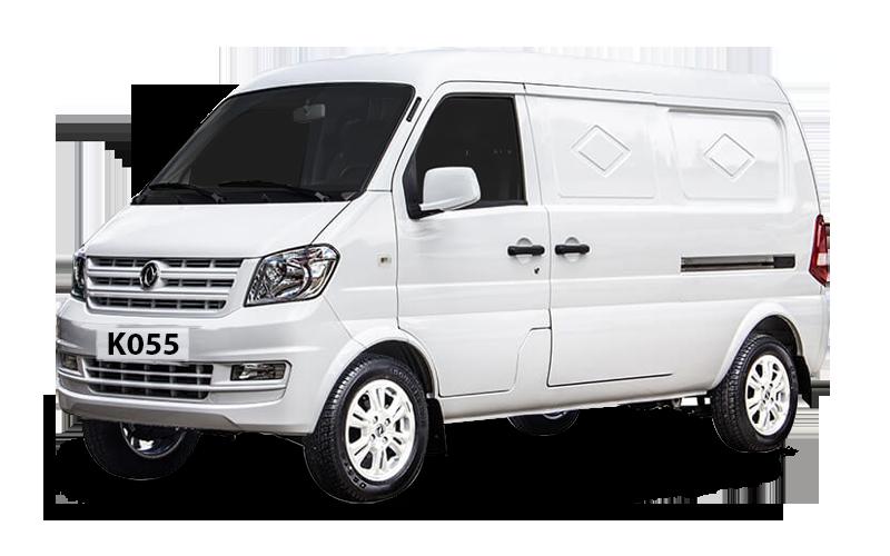 K05S Van Cargo Full Equipo