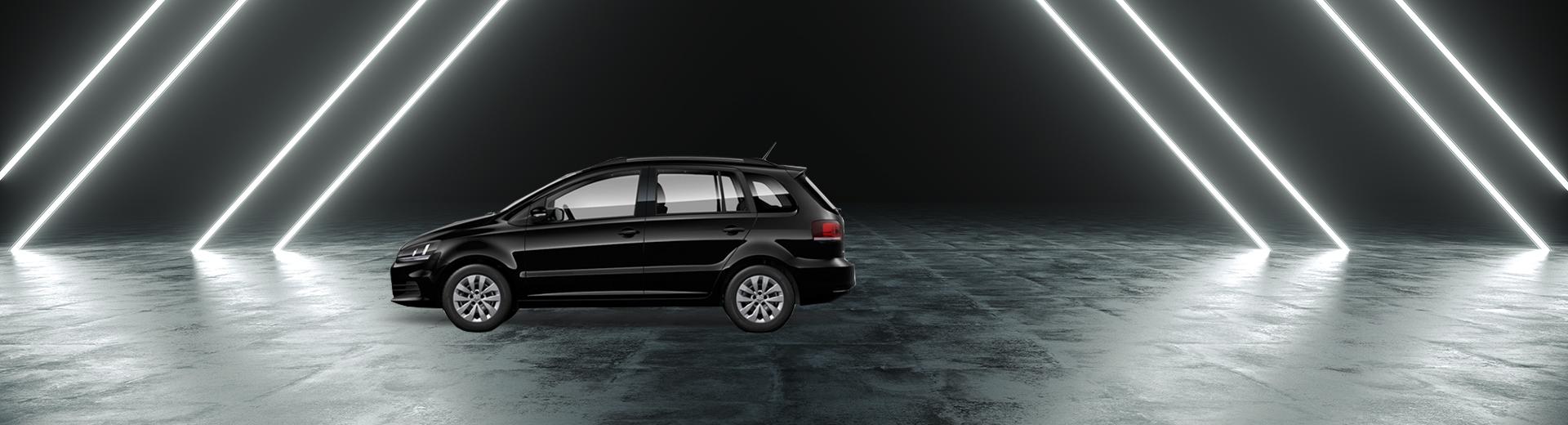 Novo Volkswagen SpaceFox para Comprar na Concessionária Autorizada Divosul Volkswagen em Porto União, Santa Catarina, SC
