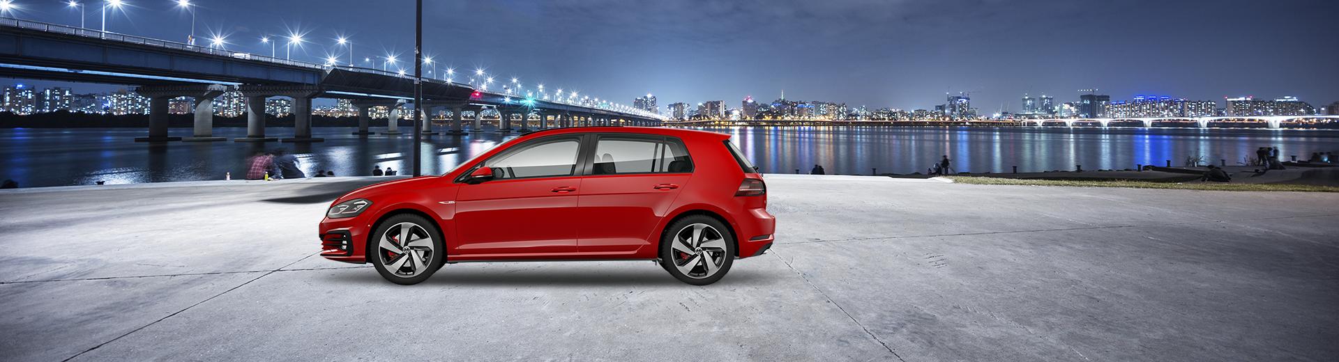 Novo Volkswagen Golf para Comprar na Concessionária Autorizada Divosul Volkswagen em Porto União, Santa Catarina, SC