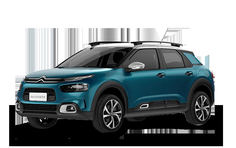 Novo Citroën C4 Cactus para Comprar na Concessionária e Revenda Autorizada Roma Citroën em Belo Horizonte, BH, Minas Gerais, MG